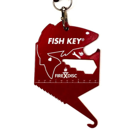 FIREDISC fish key multi-tool